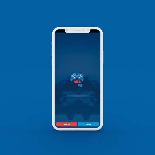 Yalla PS App